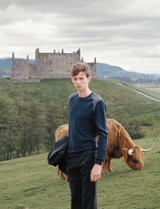 BWGH Stonehaven Fall/Winter 2013 Collection