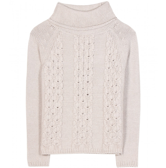See by Chloé CHUNKY-KNIT PULLOVER